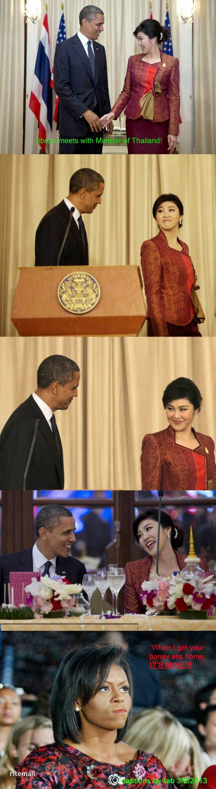 Obama meets PM