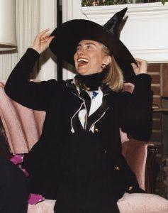 witch hillary